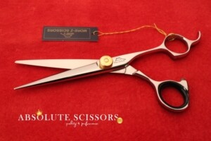FUJI HAIR SCISSORS DXF55 SIZE 5,5 IN
