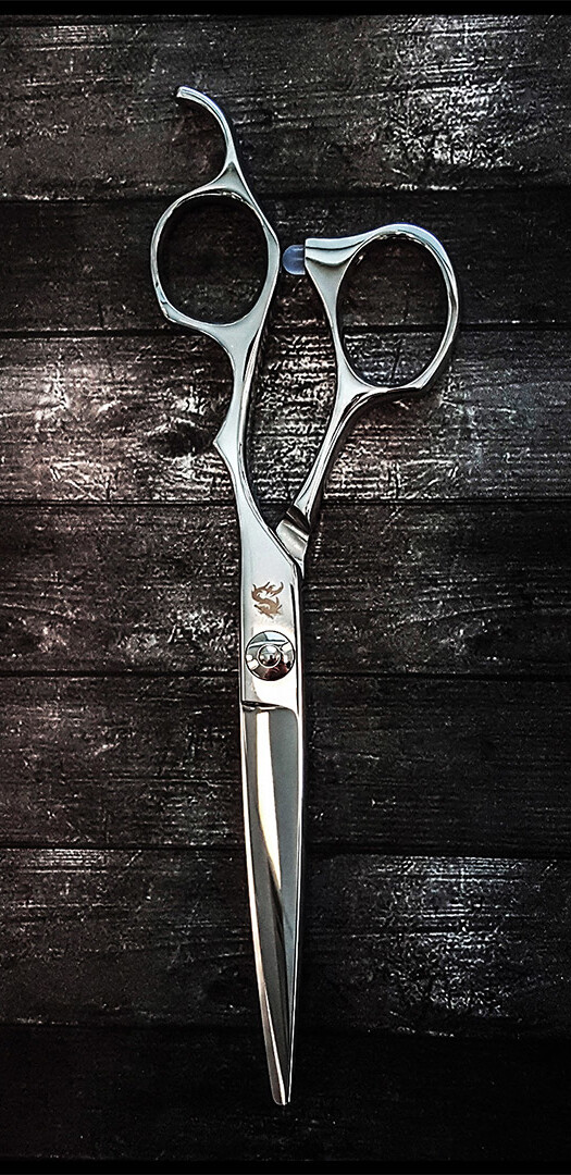 kamisori paladin hair scissors 6 inches